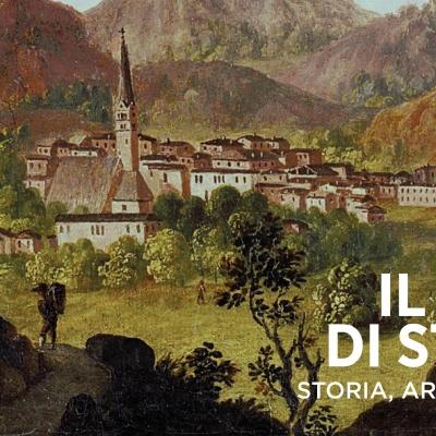 Il borgo di Strigno